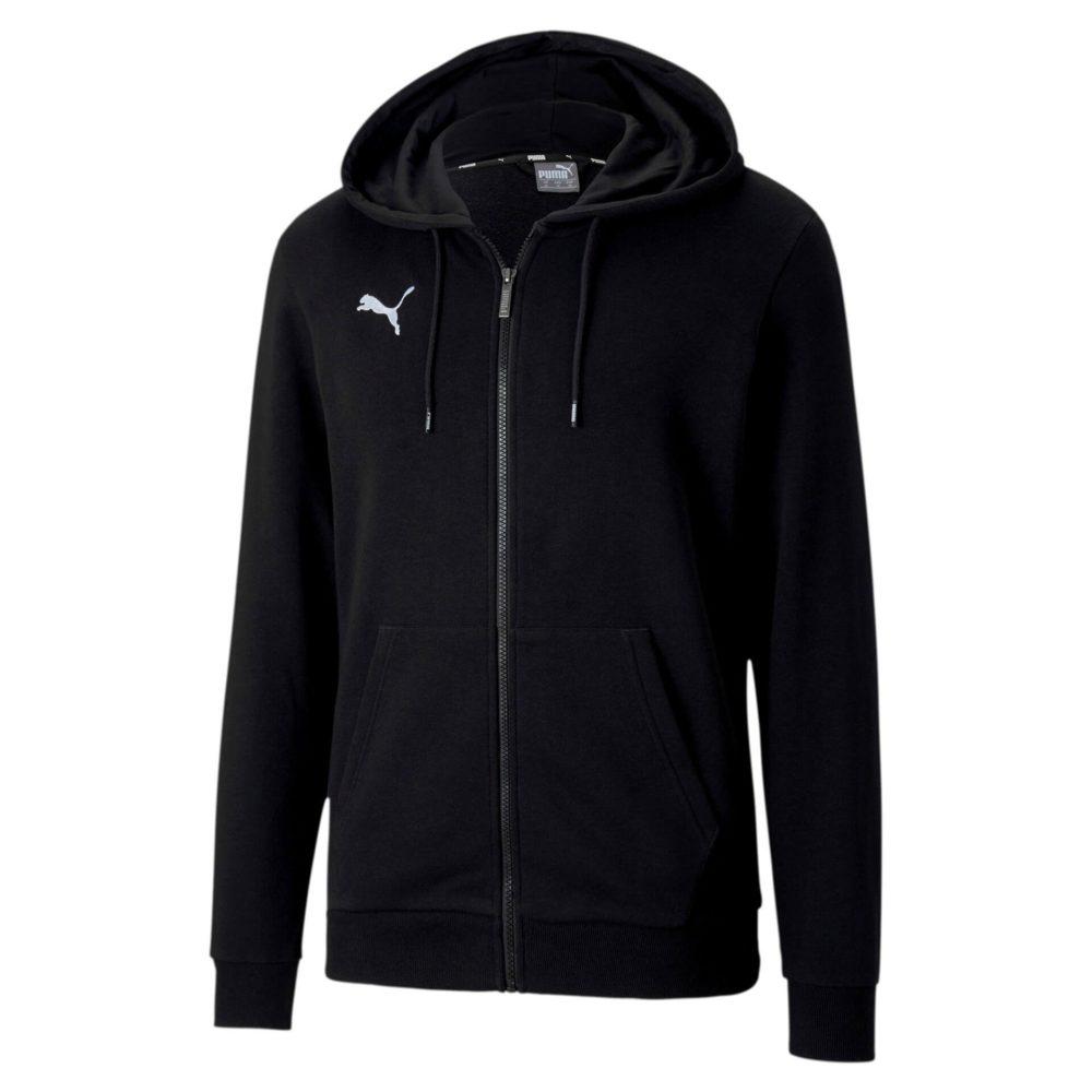 Equip club - EFP veste capuche zippée puma